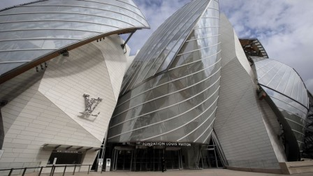 France Gehry Meets Vuitton